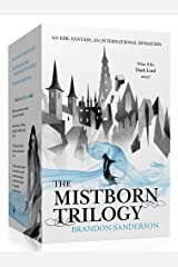 Mistborn Trilogy Boxed Set: The Final Empire, The Well of Ascension, The Hero of Ages Paperback