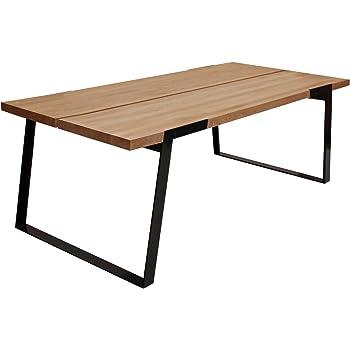 Canett Furniture Zilas Tisch Esstisch Holz Schwarz Neutral