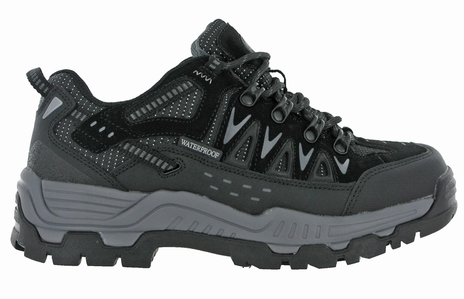 Northwest Waterproof Hiking Shoes Walking Piers Low Cut Trainers 2