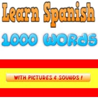 Learn Spanish 1000 Words with Pictures