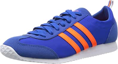 adidas néo VS Jog Mens Sneaker Bleu AQ1354, Blau, 40: Amazon