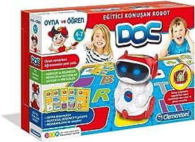 Clementoni - 64309 - DOC - Eğitici Konuşan Robot