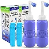 2PCS-Pack Draagbare Bidet Sproeier - Easy Bidet Bottle- Travel Bidet - Baby Travel Badkit-Postpartum Perineale Care 450 ml 15