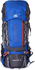 Mooedcoe 95L Großer Trekkingrucksack Herren Wasserdicht Outdoor Wandern Camping Interne Rahmen Rucksack