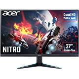 Acer VG270U LED display 68,6 cm (27 Zoll) Wide Quad HD Flach Schwarz - Computerbildschirme (68,6 cm (27 Zoll), 2560 x 1440 Pi