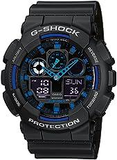 Casio G-Shock Herren Armbanduhr GA-100
