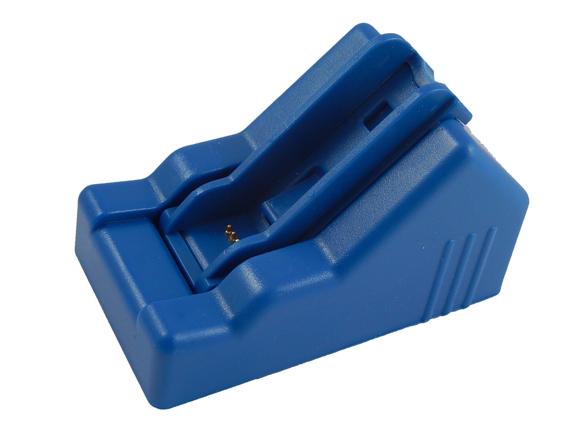 vhbw Chip-Resetter für Drucker Patrone Tinte Canon Pixma MP500, MP510, MP520, MP530, MP600, MP600R,