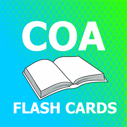 COA Certified Ophthalmic Flashcards 2018 Ed