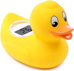 TensCare Digi Duckling Digitales Wasserthermometer und Badespielzeug