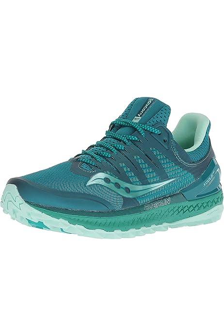Saucony Xodus ISO 3, Zapatillas de Running para Hombre, Naranja ...
