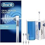 Oral-B Irrigador Bucal Con Tecnología Oxyjet De Braun, 4 Cabezales De Recambio Oxyjet, Microburbujas Para Una Limpieza Dental