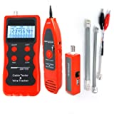 TOOGOO(R) Comprobador Tester Cable Red Telefono 4 en 1 RJ45 ...