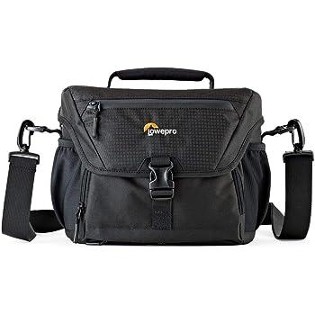 d8652bebb22c Lowepro Nova 170 AW II borsa per fotocamera - mica/camo: Amazon.it ...