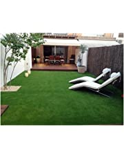 Yellow Weaves™ High Density Artificial Grass Carpet Mat for Balcony, Lawn, Door