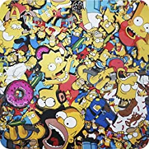 LAMINA KIT HIDROIMPRESION PARA ACTIVADOR - STICKER BOMB SIMPSONS HOT-140 (2)