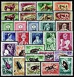 Goldhahn Ungarn Nr. 1150-57,1201-03, 1330-37,1354-63 postfrisch ** Briefmarken für Sammler