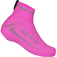 GripGrab Unisex's RaceAero Bike Summer Aero Overshoes-Lightweight Lycra Cycling Shoe-Covers for Time Trial and Road…