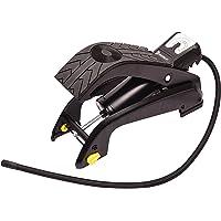 Michelin 12204 Analogue Single Barrel Foot Pump (Black)