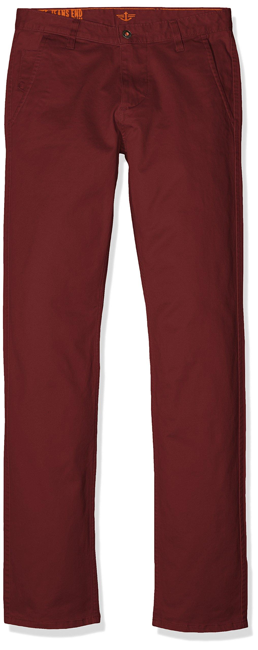 Dockers BIC Alpha Original Slim Tapered-Stretch Twill Pantalones para Hombre