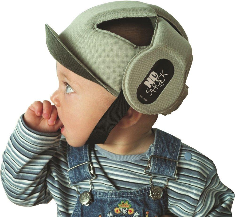 OkBaby – Casco protector para los niños, color beige, talla 44/52 (8-20 meses)