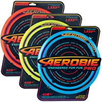 Aerobie Pro Bague volante (33 cm de diamètre) Couleurs aléatoires