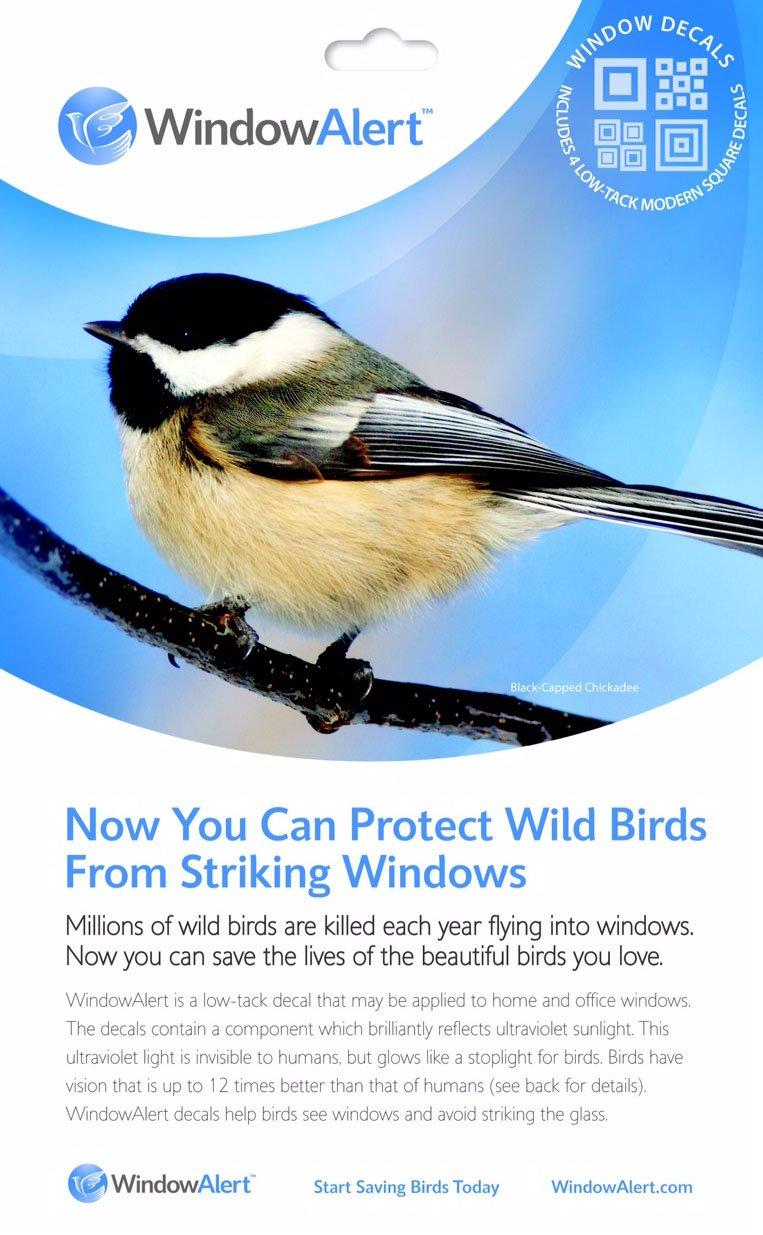 Window Alert Maple Leaf Decals Amazoncouk Garden Outdoors - Window stickers to deter birdsstickers to prevent birds flying into windows popular bird