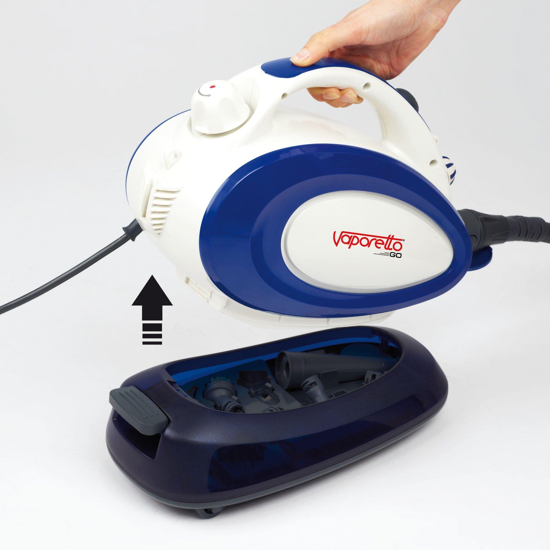 Polti vaporetto go steam cleaner 3 5 bar ebay for Polti vaporetto 2400