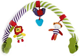 Travel Arch Toy Babyplay Coconut Band