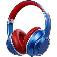 Kabellose Kopfhörer mit Rauschunterdrückung Bluetooth 5.0, Srhythm NC15 Over-Ear Faltbar mit Mikrofonen für Online…