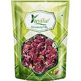 YUVIKA Gulab Patti - Rosa Gallica - Dry Rose Petal (100 Grams)