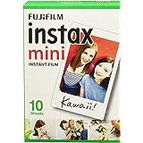 Fujifilm instax mini Instant Film, 1x 10 vellen (10 vellen), wit