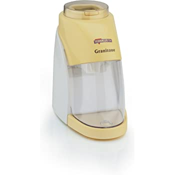 Termozeta 73929A 60W Electric ice crusher - Ice Crushers (Electric, Beige, Transparent, 60 W)