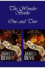 The Wonder Complete Volumes 1 and 2: Blood Red and Deep Blue Kindle Edition