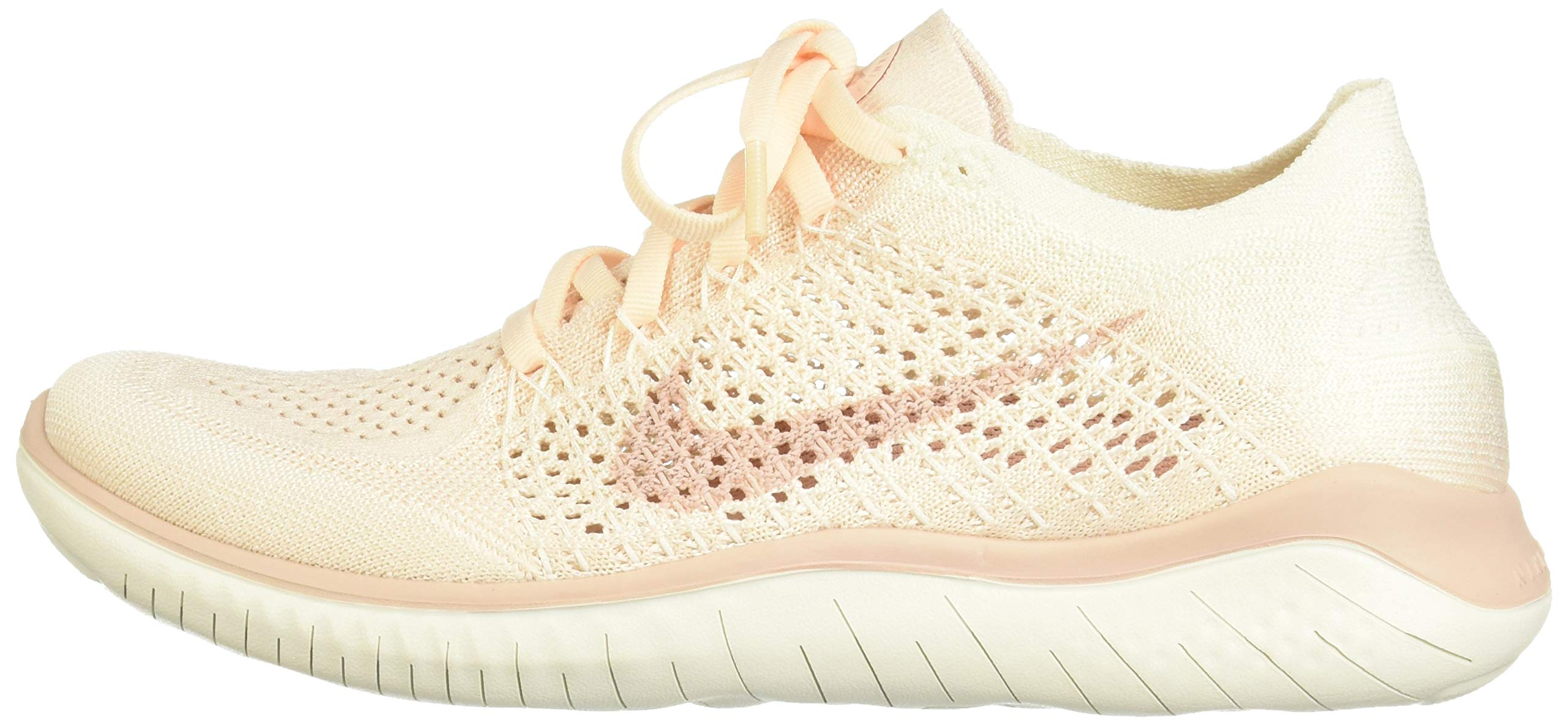 71KQRXmQBFL - Nike Women's Free Rn Flyknit 2018 Competition Running Shoes