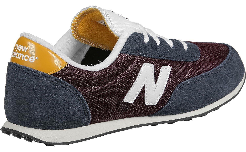 New Balance KL410 W chaussures bordeaux: Amazon.fr: Vêtements et accessoires