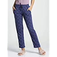 Jockey Women's Straight Fit Relaxed Pants