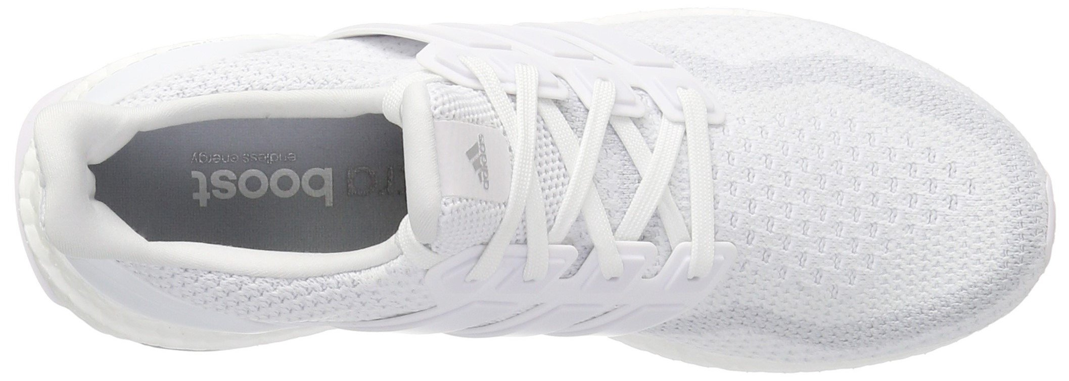 71KQswSchlL - adidas Ultra Boost M, Men's Competition Running Shoes Multicolour Size: 8 UK M Crystal White