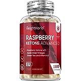 Raspberry ketone plus – Himbeerketon hög dosering med superfoods – Med grönt kaffe, Garcinia & grön – apetitapp – Keto näring
