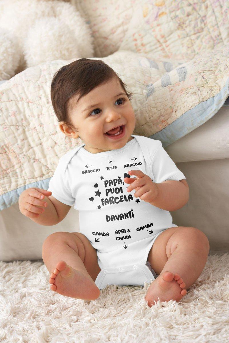 4c770fb94d0e64 Idee Regalo Body Neonato Manica Corta Abbigliamento Shirtgeil Baby Bambini  Listino Prezzi