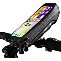 ENOENO Porta Cellulare Moto Impermeabile Universale Supporto Bici Smartphone con Sensibile Touchscreen e Copertura…