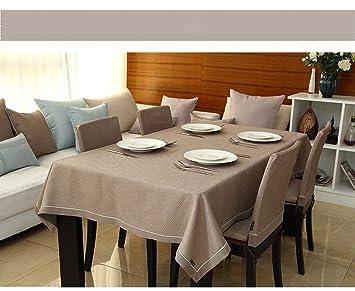 wysm Per fini moderni tovaglie di stoffa da tavolo di colore ...