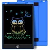 Sunany Tavoletta Grafica LCD Scrittura 11 Pollici Colorato,Tavoletta LCD,Lavagna da Disegno Portatile Digitale con Pulsante E