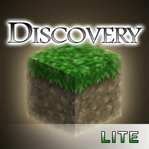 Discovery LITE - Kostenlos Minecraft Spielen Spiele
