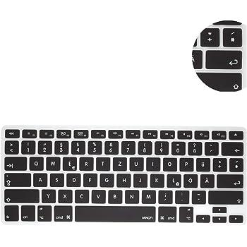 Mingfi Englisch Tastatur Silikon Schutz Abdeckung Amazonde