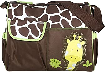 GenericBaby Diaper Nappy Changing Bag - Multi Color