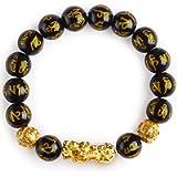 Beads Bracelet, Natural 8mm Stone Bracelet for Women Crystal Bracelet for Healing Anxiety Chakra Bracelet Gift for Mom…
