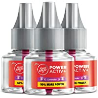 Good Knight Power Activ+ Refill, Lavender Fragrance (Pack of 3)