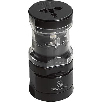 Targus APK01AP-52 World Power Travel Adapter (Black)