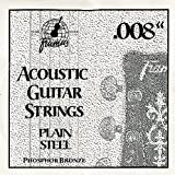 Framus 47008 phosphore bronze, plain steel single string