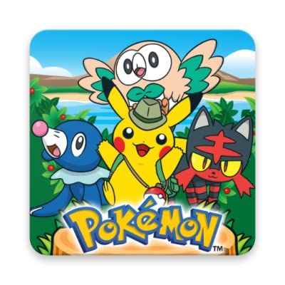 Campamento Pokémon por The Pokémon Company International